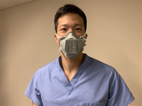 FDA Approves First 3D-Printed Mask for COVID-19 Support