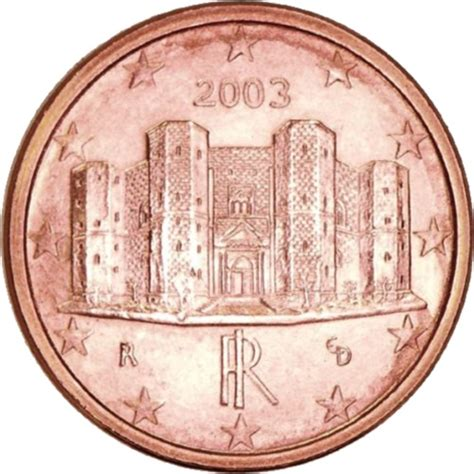 Italy 1 cent 2003 [eur627]