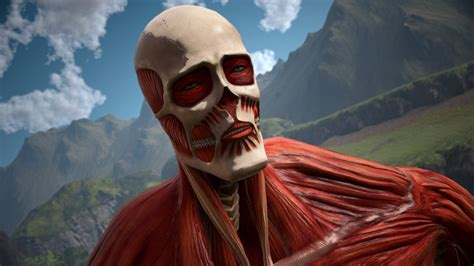 First Look at Attack on Titan 2: Final Battle's Colossal