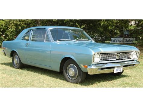 Ford Falcon 1968: Review, Amazing Pictures and Images