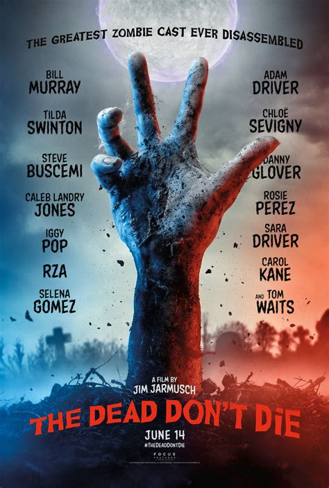 The Dead Don't Die Trailer Features the Greatest Zombie