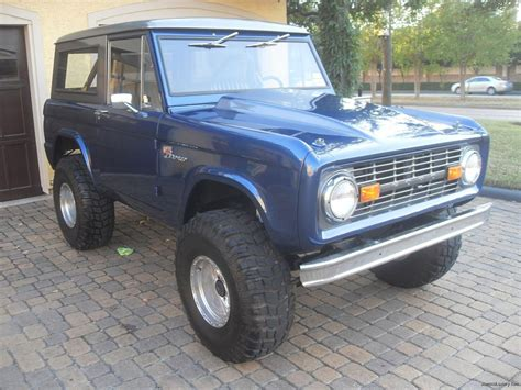 Ford Bronco 1965: Review, Amazing Pictures and Images