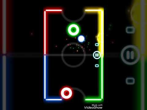 Glow Hockey for Android - APK Download