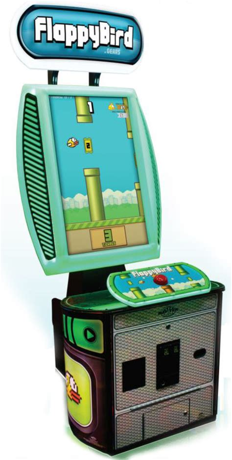 Flappy Bird is coming to arcades - VG247