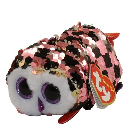TY Beanie Boos - Teeny Tys Stackable Sequin Plush - CHECKS