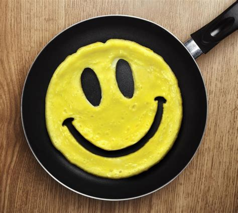 Smiley Face Breakfast Mold For Smiley Shaped Eggs and Pancakes