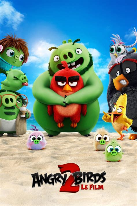 The Angry Birds Movie 2 - Movie info and showtimes in