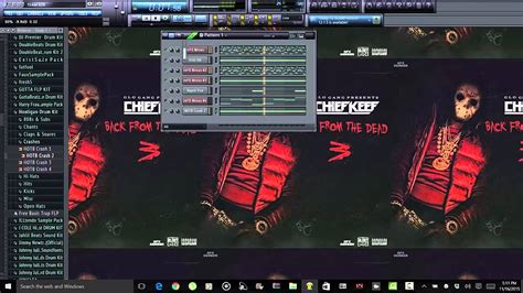 Fl Studio : How To Make A Drill/Trap/DP Beats Type Beat
