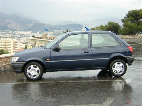 Ford Fiesta 1994: Review, Amazing Pictures and Images