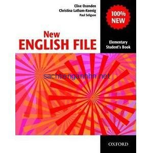 New English File Elementary Student's Book ebook pdf